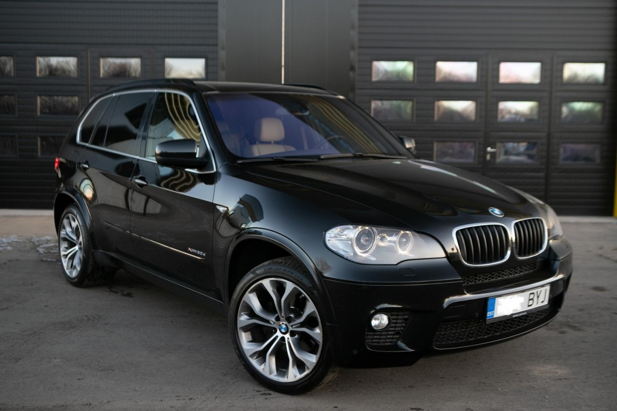 BMW X5 M-Sport Package Facelift - Photo