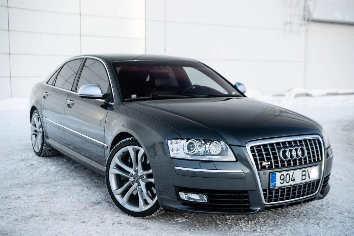 Audi S8 Final Facelift - Photo