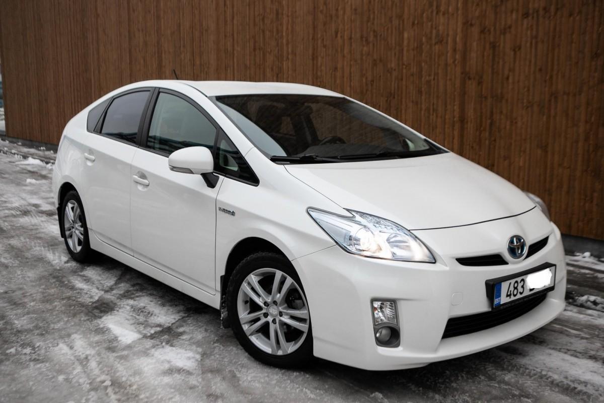 Toyota Prius - Photo