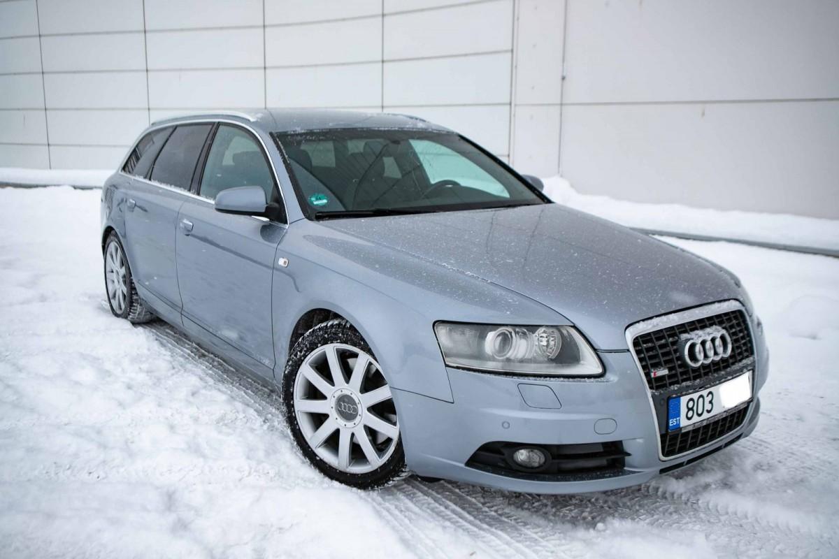 Audi A6 Full S-line - Photo