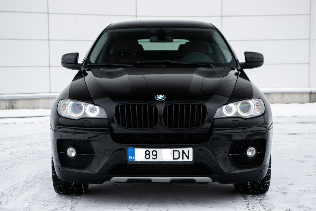 BMW X6 Comfort Plus - Photo